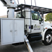 Arborcare Inc's state-of-the art work truck